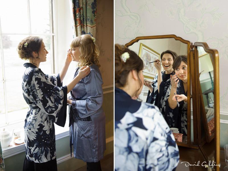 Samantha and Mark - Oakley Hall Wedding Photography