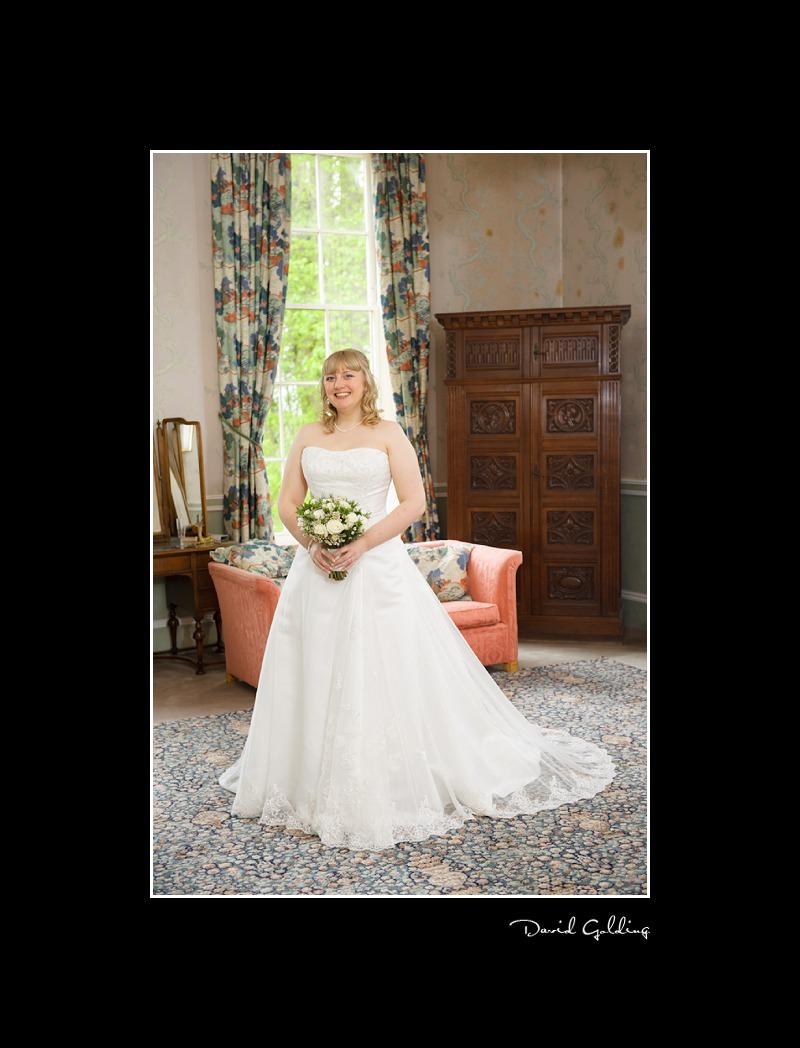 Samantha and Mark - Oakley Hall Wedding