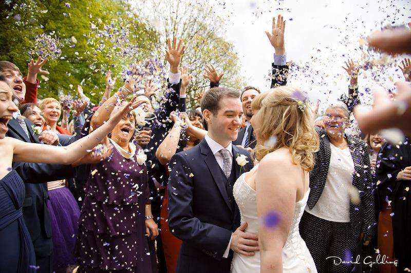 Samantha and Mark - Oakley Hall Wedding Photos