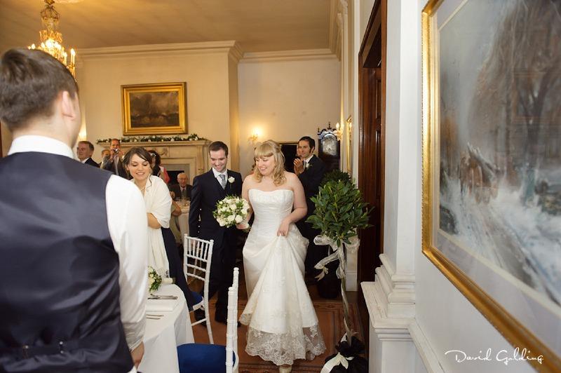 Samantha and Mark - Oakley Hall Wedding Photographs