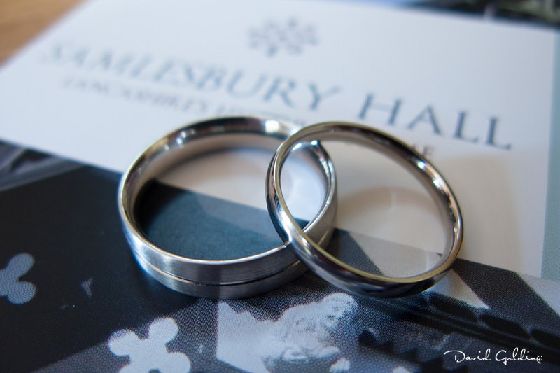 Michaela and Matt - Samlesbury Hall Wedding Photographer