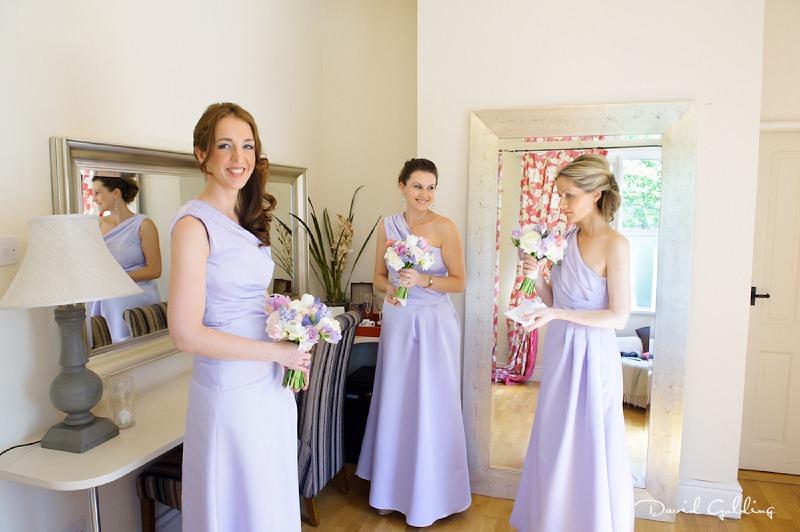 Michaela and Matt - Samlesbury Hall Wedding