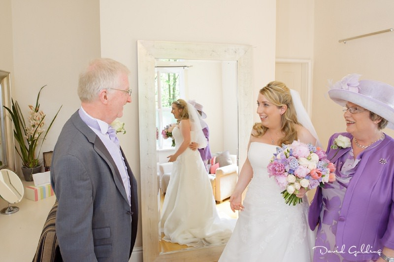 Michaela and Matt - Samlesbury Hall Wedding Pictures