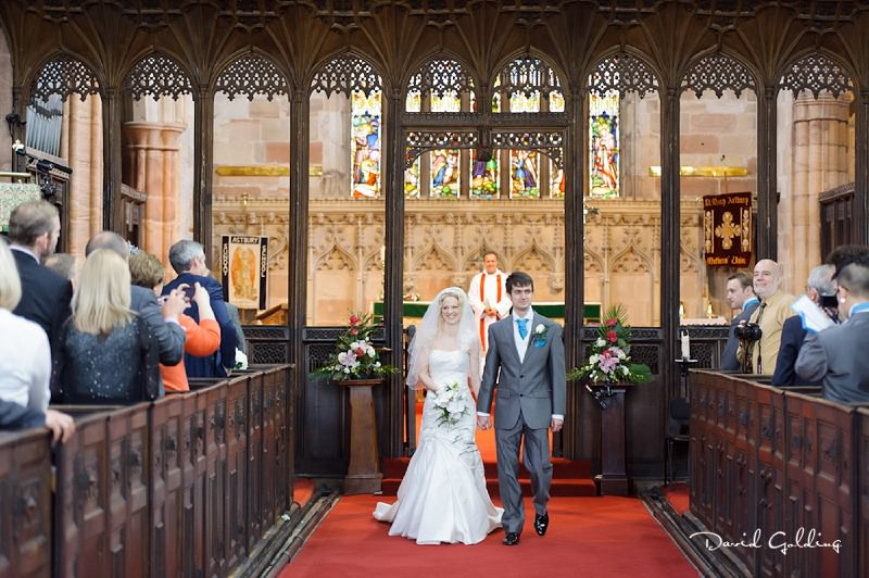 Helen and Austin - Adlington Hall wedding