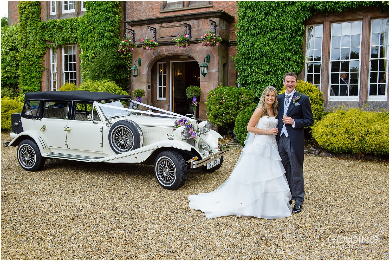 Victoria and Jonny – Nunsmere Hall Wedding