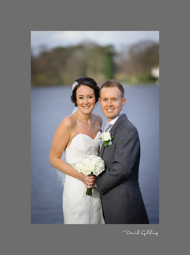 Joanne and Gary - The Mere Wedding Photography
