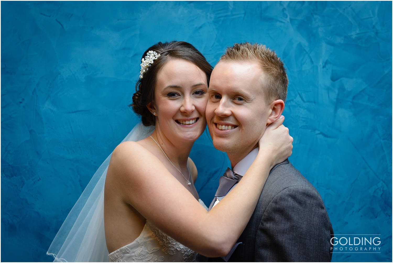 Joanne and Gary – The Mere Golf and Country Club