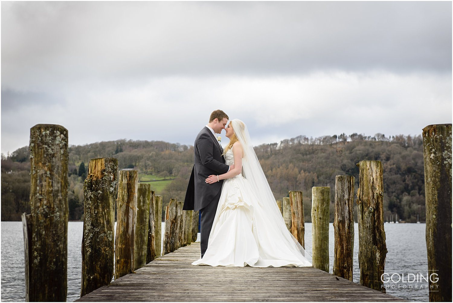 Kathryn and James – Storrs Hall, Windermere