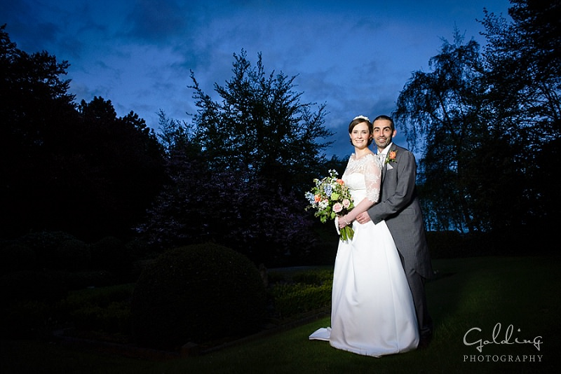 Mere Court Hotel Wedding Photographs