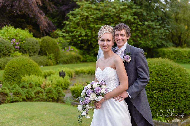 Sophie and Kyle - Mere Court Wedding