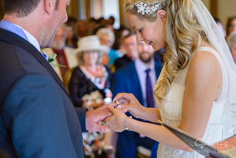 Lizzie and Shaun - Sandhole Barn Wedding Photography