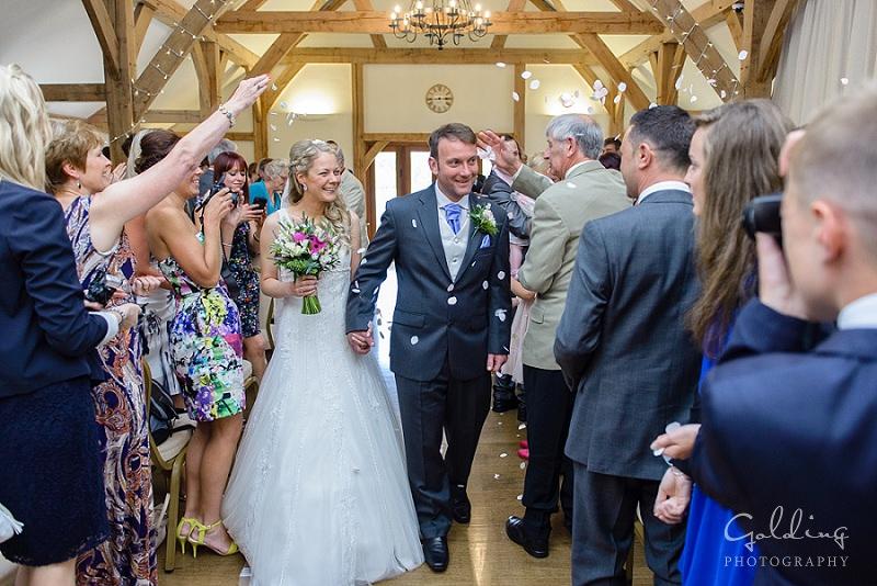 Lizzie and Shaun - Sandhole Oak Barn Wedding Photography