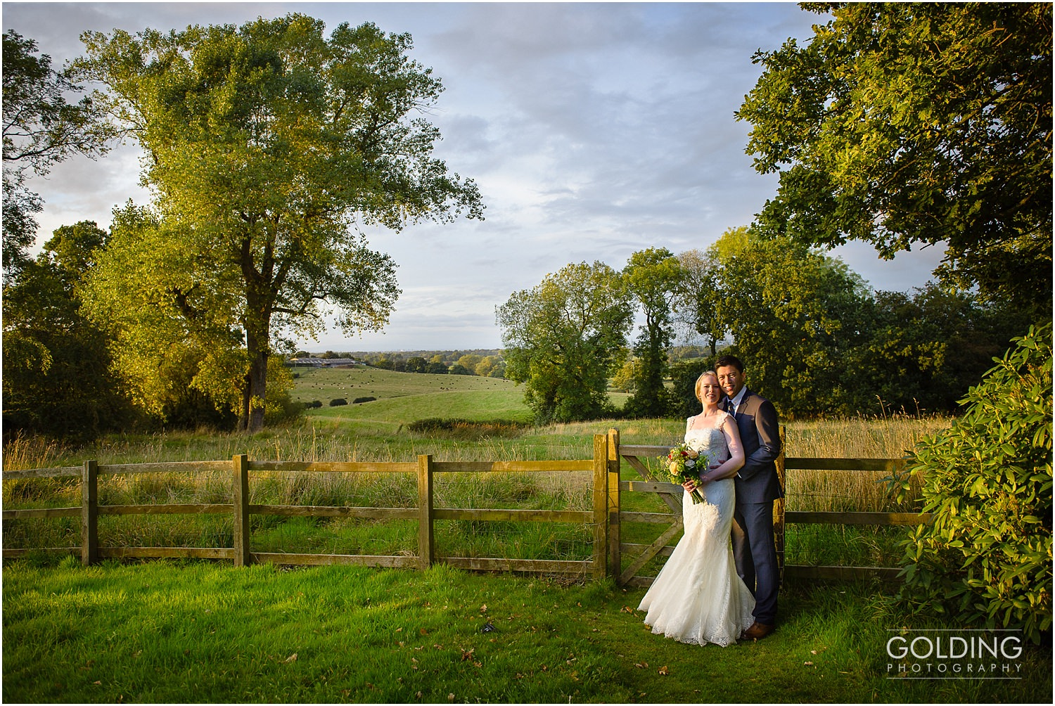 Jenna and Ben's wedding at Hilltop Country House