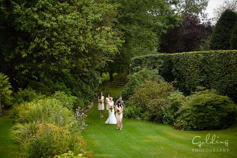 Jenna and Ben - Hilltop Country House Wedding