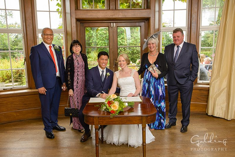Jenna and Ben - Hilltop Country House Weddings
