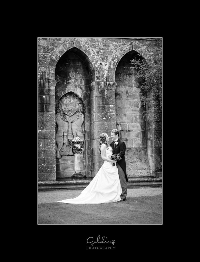 Stella and Chris - Eastnor Castle Weddings