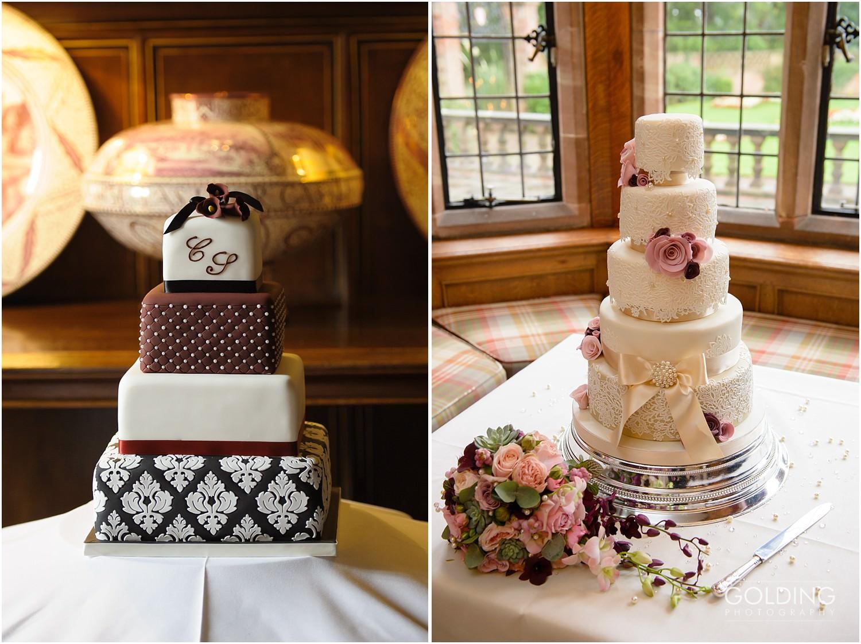 North Wales wedding cake