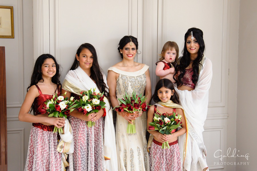Neesha and Chris - Thornton Manor Wedding Hindu Photographs