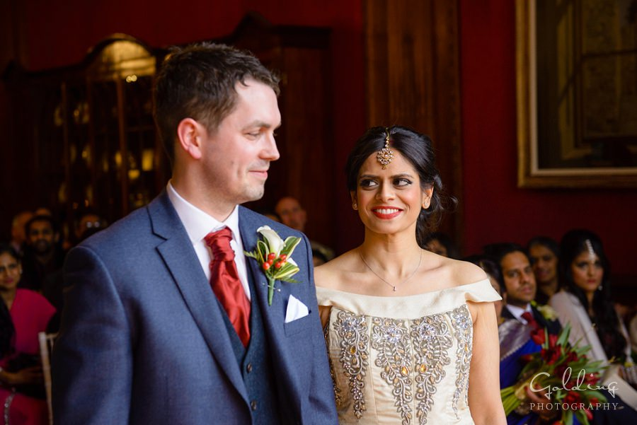 Neesha and Chris - Thornton Manor Wedding