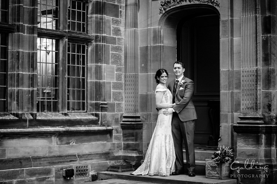 Neesha and Chris - Thornton Manor Wedding Photography