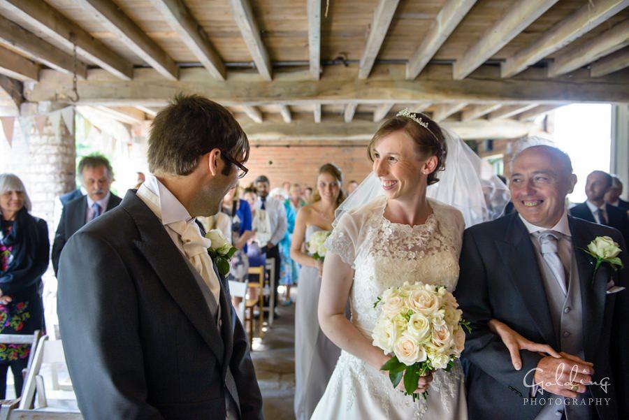 Alexia and Steve - Shropshire Wedding Photography