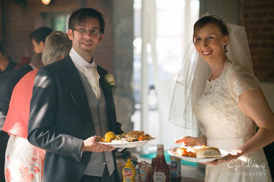 Alexia and Steve - Pimhill Barn Ceremony
