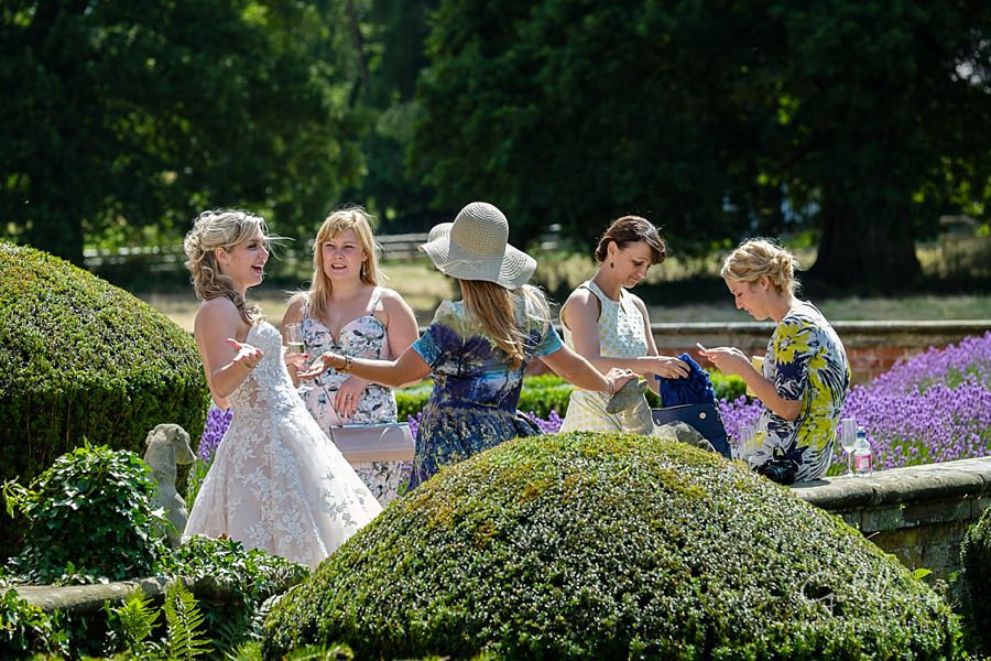 Emma and Mike - Iscoyd Park Photography