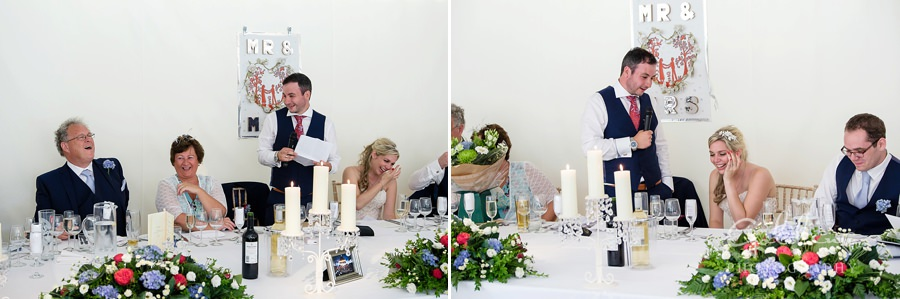 Emma and Mike - Iscoyd Park Wedding Photography