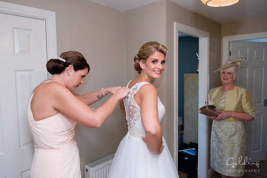 Caroline and Phil - Abbeywood Estate wedding photography