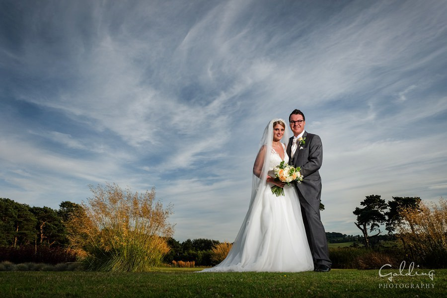 Caroline and Phil - Abbeywood Estate wedding