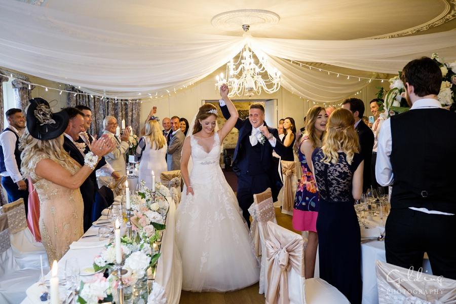 Kirtsty and Jordan Eaves Hall wedding photography
