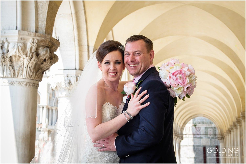 Jennifer and David's Venice Wedding
