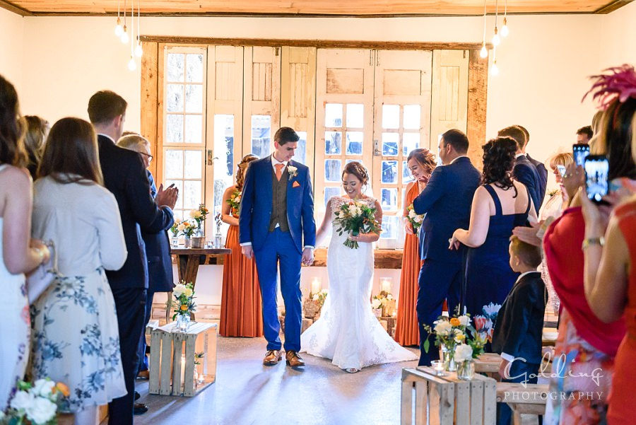 Owen House Barn Wedding Photographer