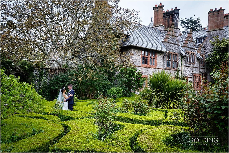 Tracy and David – Caer Rhun Wedding