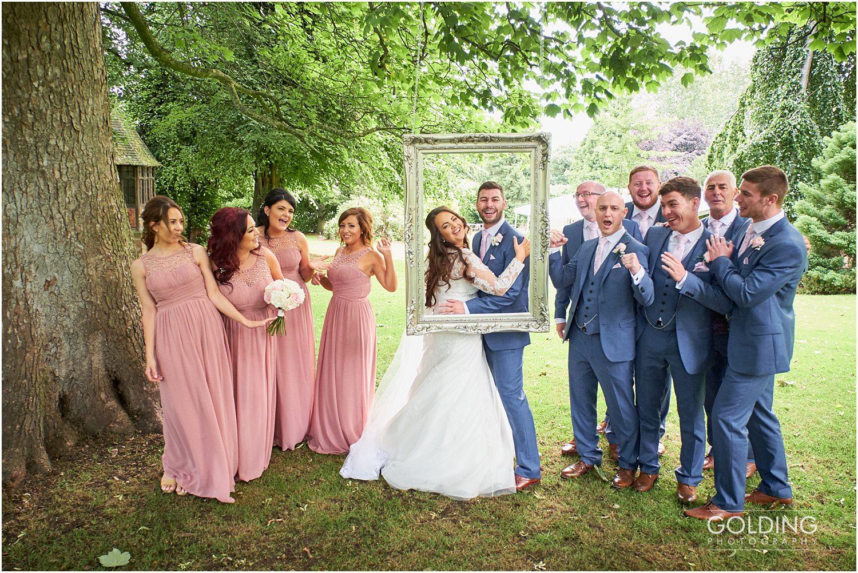 Hannah and John – Soughton Hall Wedding