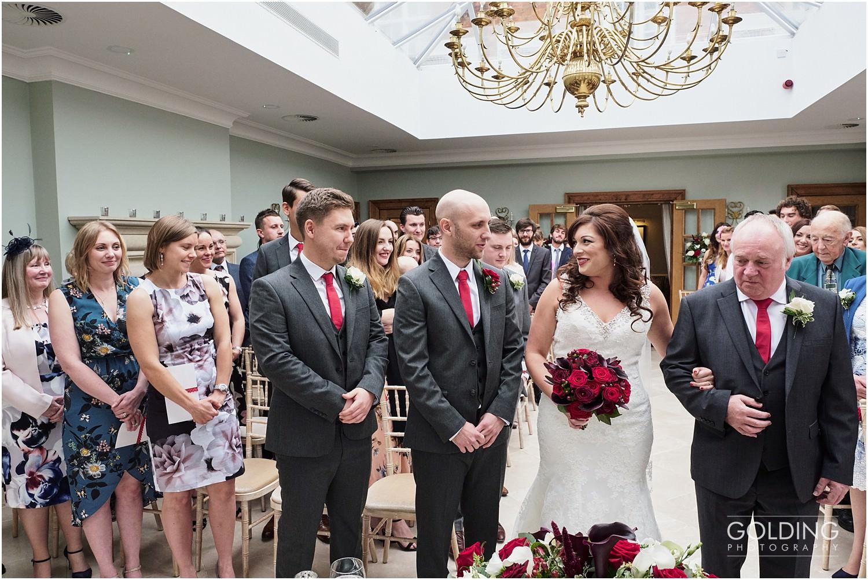 Willington Hall Wedding Photographs