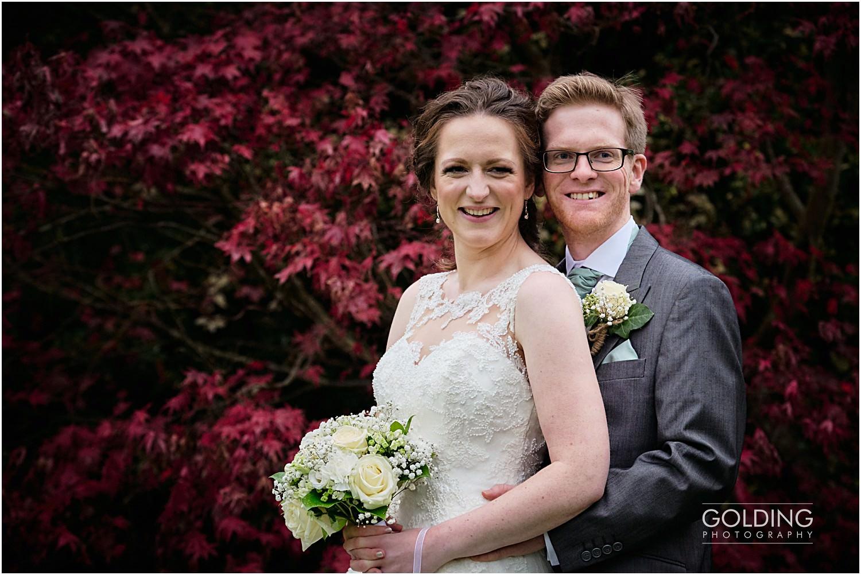 Shona and David's wedding at Caer Rhun