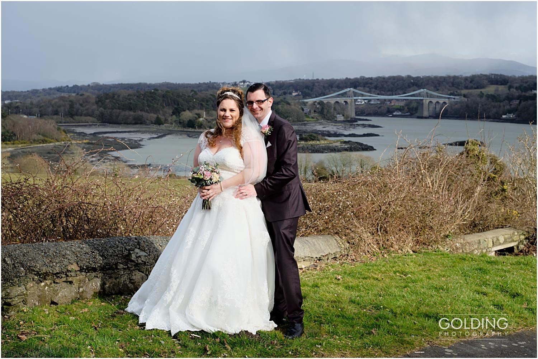 Bethan and Gwyndaf's wedding at the Meifod Country House Hotel, near Caernarfon