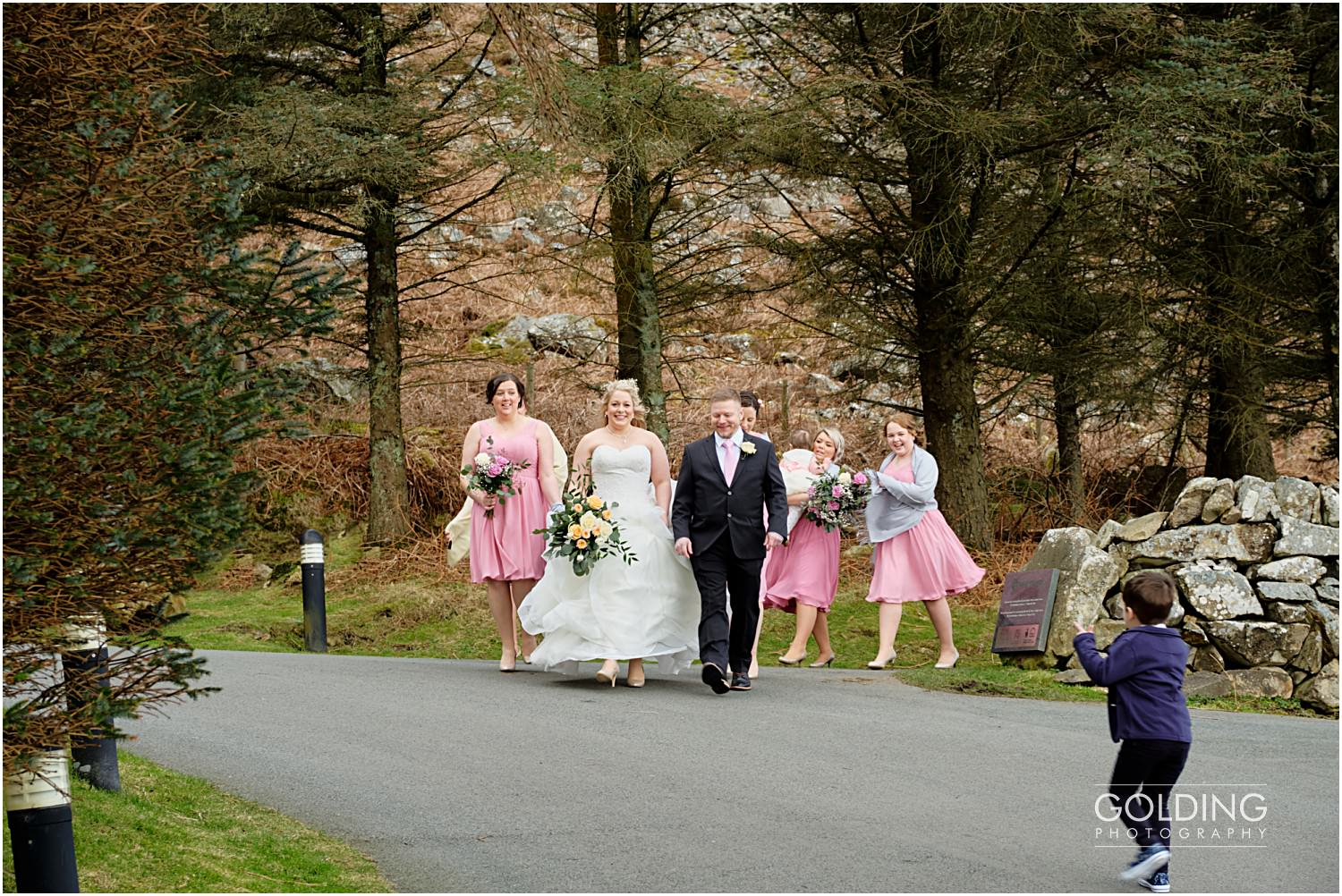 Nant Gwrtheyrn wedding photographer - Sara and Will