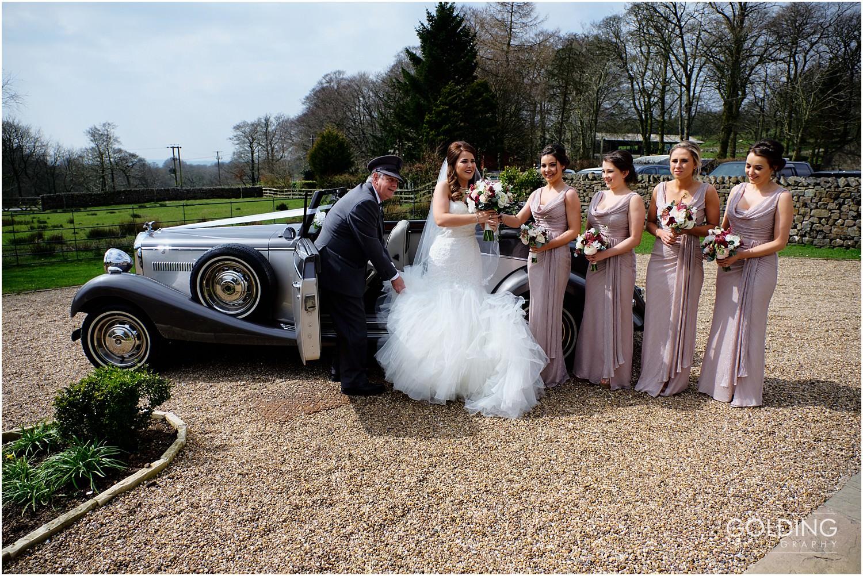 Browsholme Hall Tithe Barn Wedding Photographer