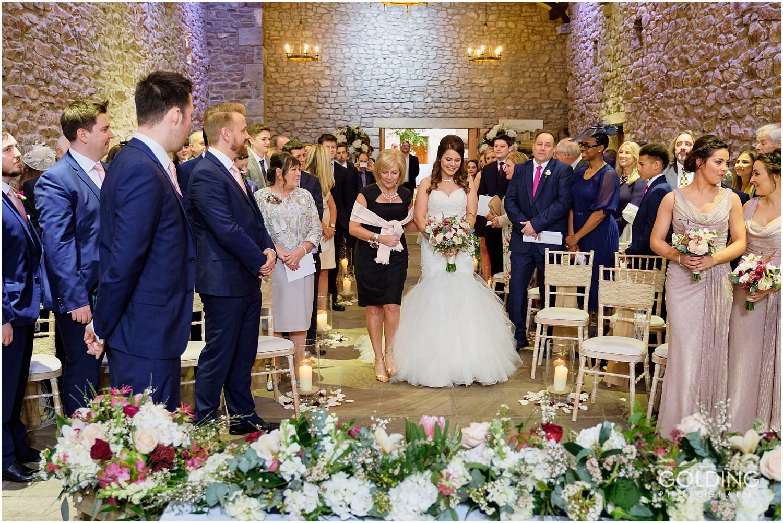 Browsholme Hall Tithe Barn Wedding Photos
