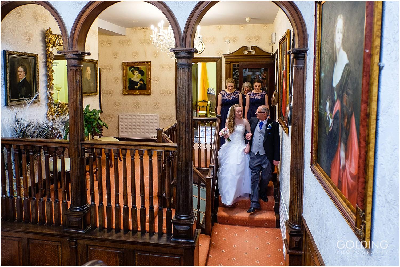 Eriviat Hall wedding photography