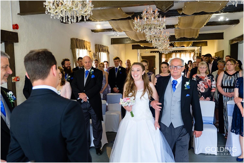 Rebecca and Daniel - Eriviat Hall Wedding