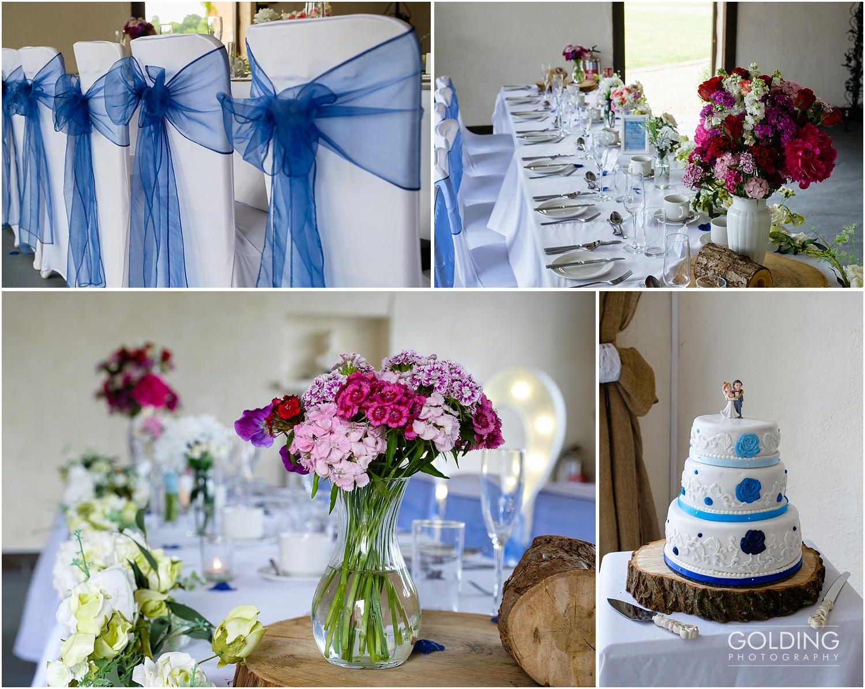 Rebecca and Daniel - Eriviat Hall Wedding - details