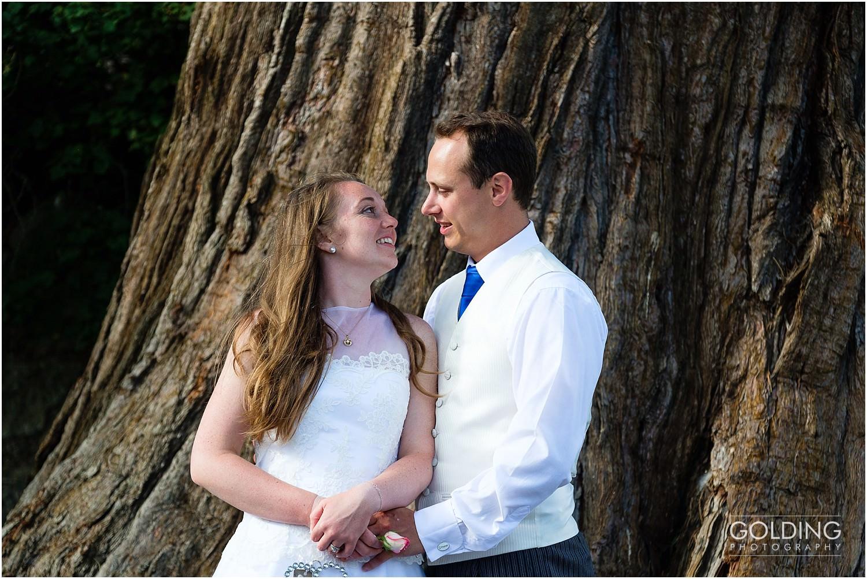 Rebecca and Daniel - Eriviat Hall Wedding Photo